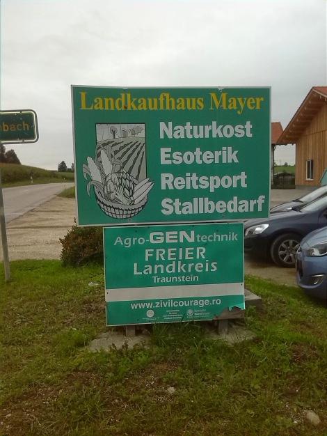 Landkaufhaus Mayer – Kein Preis fürEsoterik!